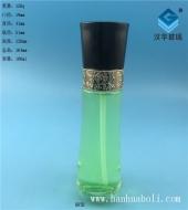100ml黑盖乳液玻璃瓶