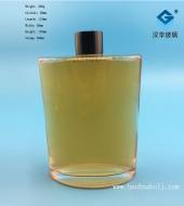 480ml玻璃扁酒瓶