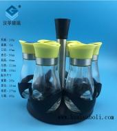 100ml黄色盖胡椒粉玻璃瓶