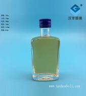 100ml云小白玻璃小酒瓶