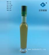 250ml方底玻璃冰酒瓶