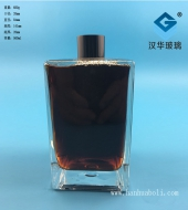 550ml正方形香薰玻璃瓶