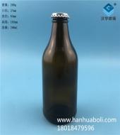 296ml茶色啤酒玻璃瓶