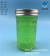 200ml钻石蜂蜜玻璃瓶