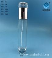 120ml透明一滴水乳液玻璃瓶