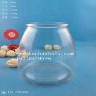1200ml大口玻璃储物罐