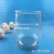 300ml玻璃烛台