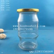 240ml罐头玻璃瓶