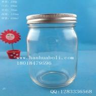 650ml圆形蜂蜜玻璃瓶