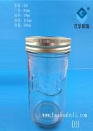 400ml出口蜂蜜玻璃瓶