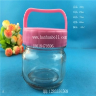 140ml出口玻璃糖果罐