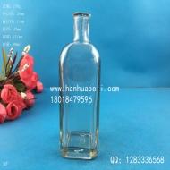 90ml方形香薰玻璃瓶