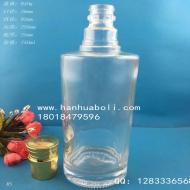 750ml精致玻璃酒瓶