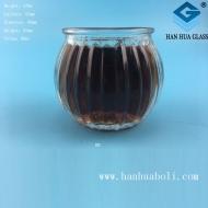 80ml南瓜玻璃烛台