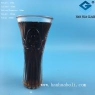 380ml喇叭口玻璃花瓶