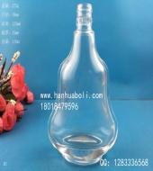 100ml扁葫芦玻璃酒瓶