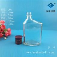 120ml歪头郎玻璃小酒瓶