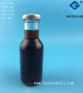 200ml果汁饮料玻璃瓶