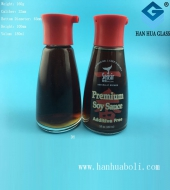 150ml酱油醋玻璃瓶
