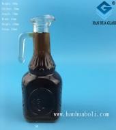 230ml鸭嘴酱油醋玻璃瓶