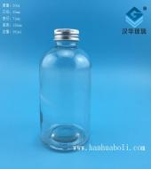 350ml大口果汁饮料玻璃瓶