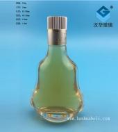 110ml扁葫芦玻璃小酒瓶