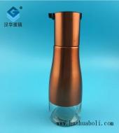 300ml电镀玻璃油壶