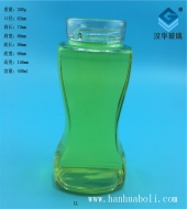 400ml咖啡玻璃瓶