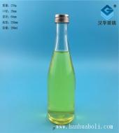 280ml玻璃果酒瓶