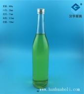 730ml玻璃白酒瓶