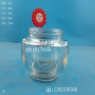 140ml膏霜玻璃瓶