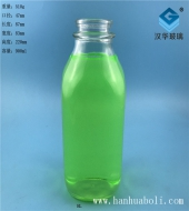 900ml方形玻璃奶瓶