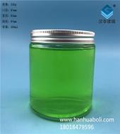 500ml直筒圆形蜂蜜玻璃密封罐