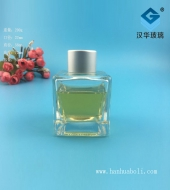 80ml正方形香薰玻璃瓶