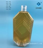 770ml工艺玻璃酒瓶