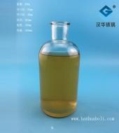 1000ml小口透明试剂玻璃瓶