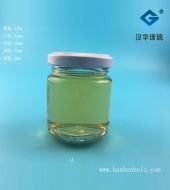 80ml玻璃果酱瓶