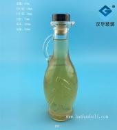 250ml鸭嘴橄榄油玻璃瓶