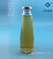 390ml果汁饮料玻璃瓶