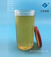 500ml广口果酱玻璃瓶