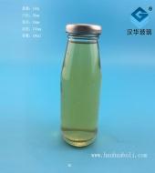 180ml玻璃果汁饮料瓶