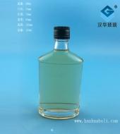 125ml玻璃扁酒瓶