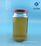750ml大容量蜂蜜玻璃瓶